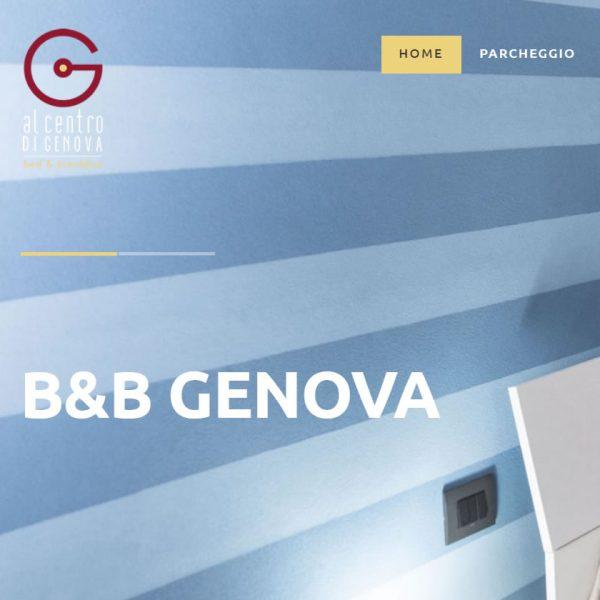 Sito web Seo BB al centro di Genova